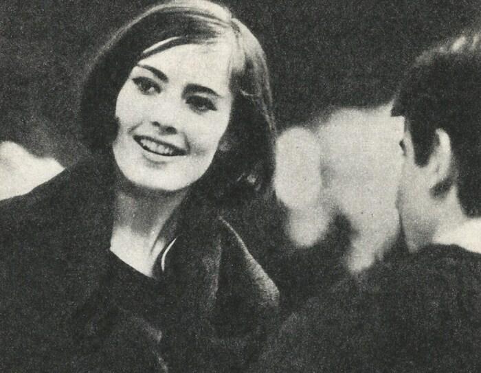 Виктория Фёдорова в фильме «Двое». / Фото: www.kino-teatr.ru