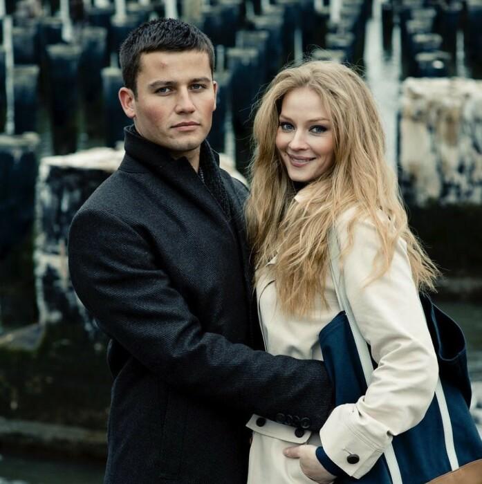Светлана Ходченкова и Георгий Петришин. / Фото: www.artrue.ru