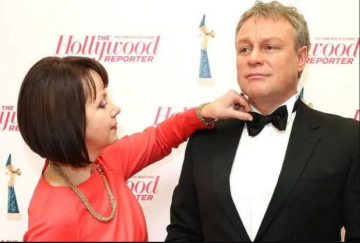 Вера Новикова и Сергей Жигунов. / Фото: www.yandex.net