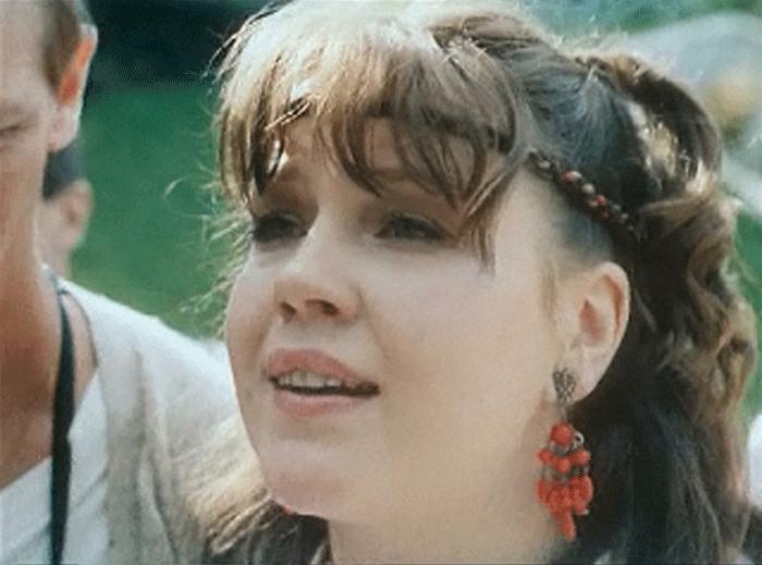 Ольга Самошина в киноальманахе «Исключения без правил». / Фото: www.kino-teatr.ru