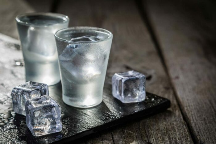 Водка. / Фото: www.posudaguide.ru