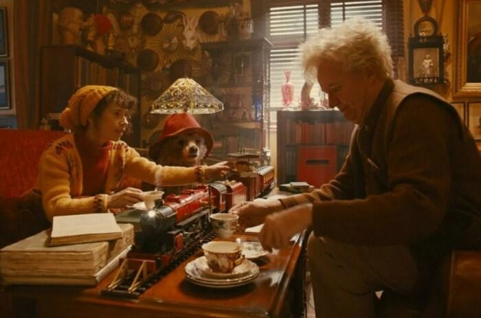 Кадр из фильма «Приключения Паддингтона». / Фото: www.kinopoisk.ru