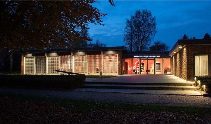 Музей литейного искусства в Бюдельсдорфе, основательницей которого стала Катарина Альман. / Фото: www.wikipedia.org