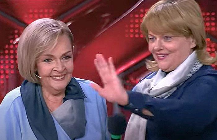 Александра Яковлева и Ирина Акулова. / Фото: www.kleo.ru