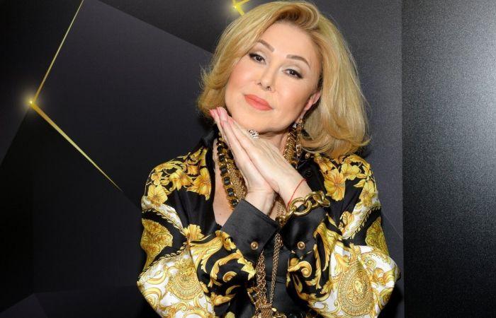 Любовь Успенская. / Фото: www.goodhouse.ru