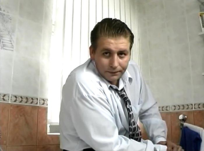 Станислав Дужников в сериале «Дальнобойщики». / Фото: www.kino-teatr.ru