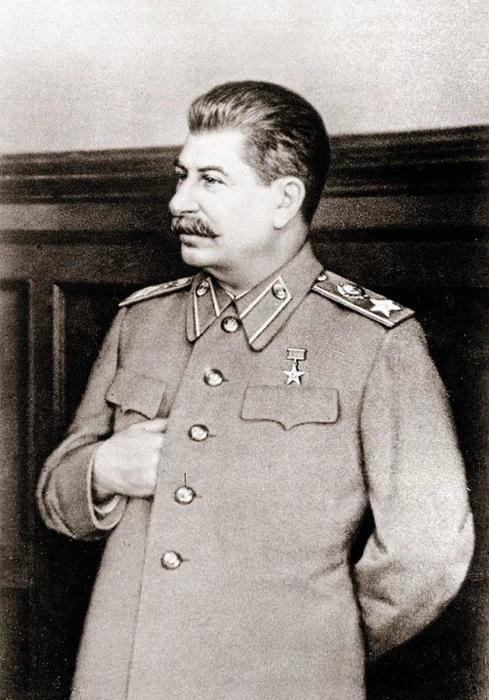 Иосиф Сталин. / Фото: www.wr-nsk.ru