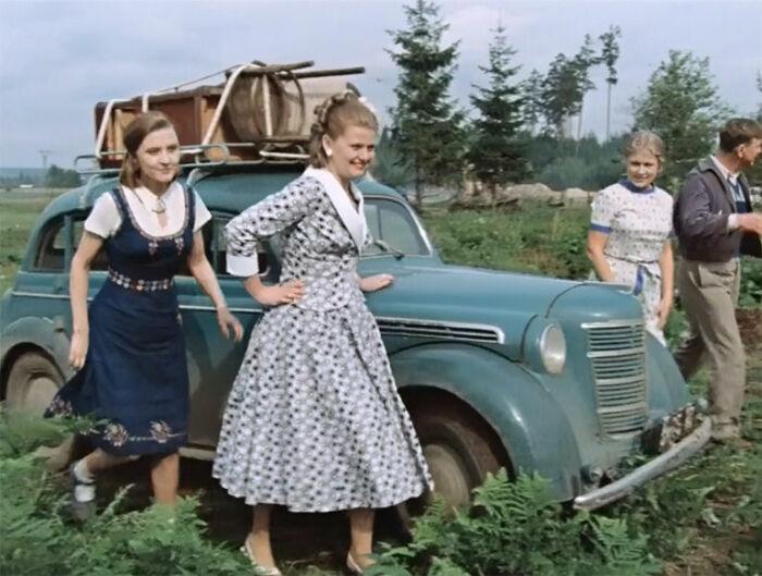 Кадр из фильма «Москва слезам не верит». / Фото: www.mtdata.ru