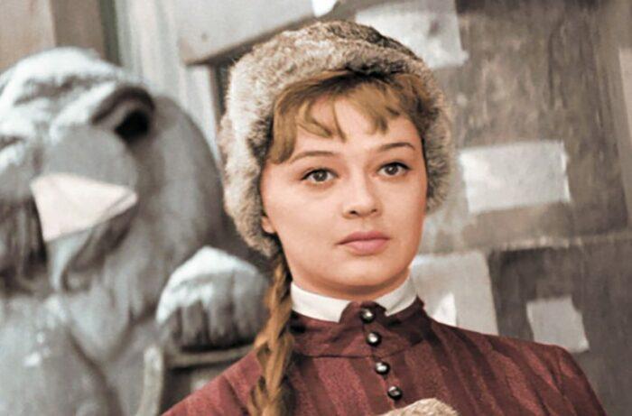 Алина Покровская. / Фото: www.ladymega.ru