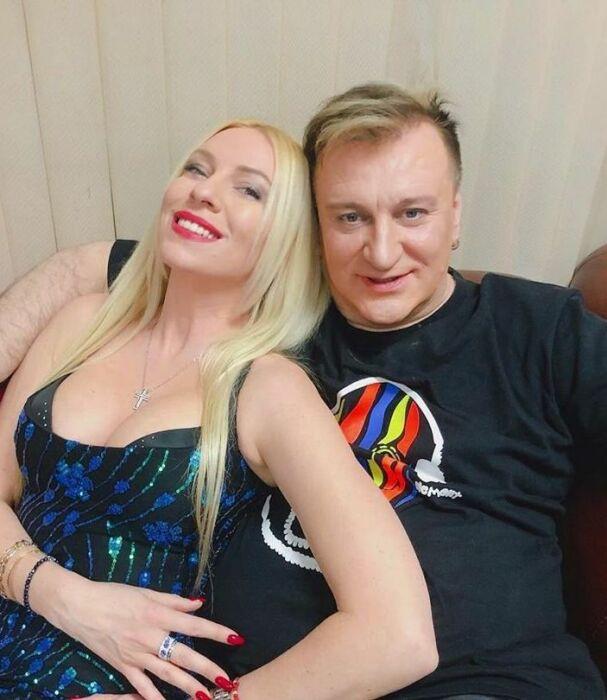 Сергей Пенкин и Владлена Пономаренко. / Фото: www.versiya.info