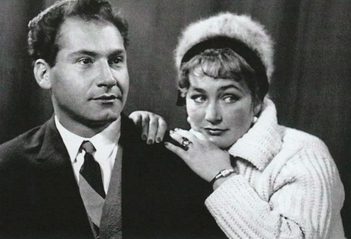 Людмила Хитяева и Борис Якобсон. / Фото: www.filosof.pro