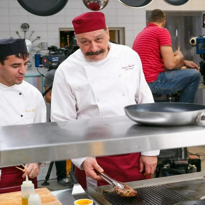«Кухня». / Фото: www.kinopoisk.ru