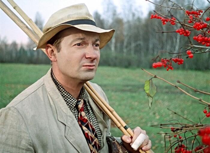 Георгий Вицин. / Фото: www.pinimg.com
