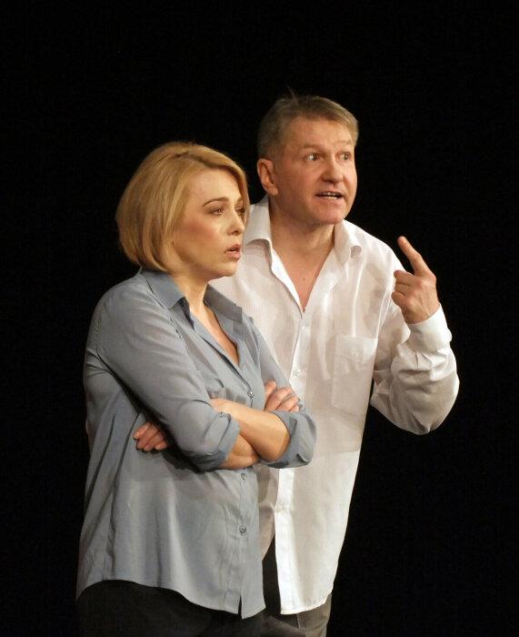 Игорь Бочкин и Анна Легчилова. / Фото: www.yandex.net