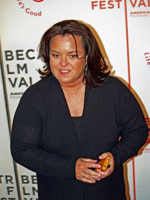 Рози О'Доннелл. / Фото: www.wikimedia.org