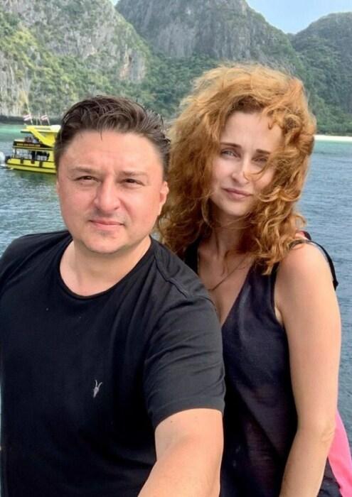 Максим Лагашкин и Екатерина Стулова. / Фото: www.portal-kino.com