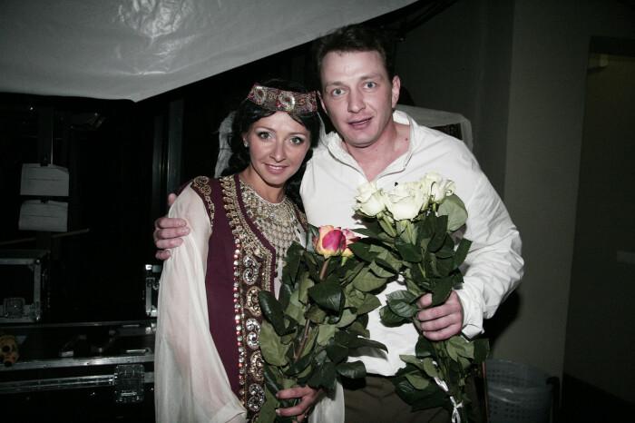 Татьяна Навка и Марат Башаров. / Фото: www.rustar24.ru