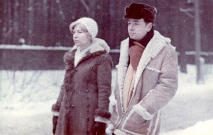 Андрей Вознесенский и Зоя Богуславская. / Фото: www.aif.ru