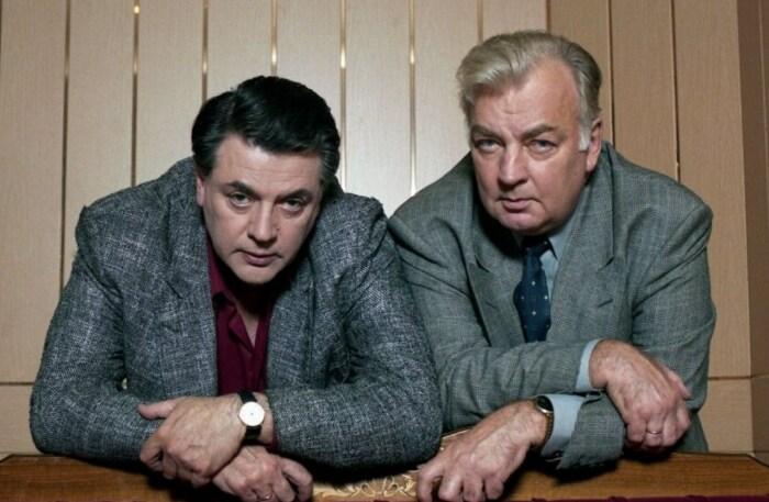 Михаил Державин и Александр Ширвиндт. / Фото: www.tvcenter.ru