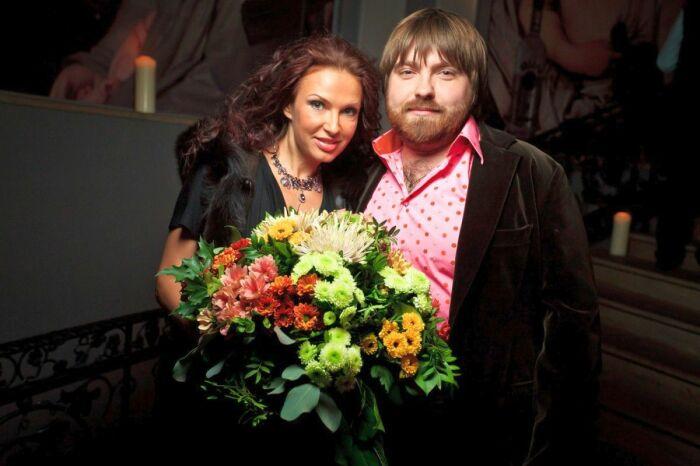 Эвелина Блёданс и Александр Сёмин. / Фото: www.woman.ru