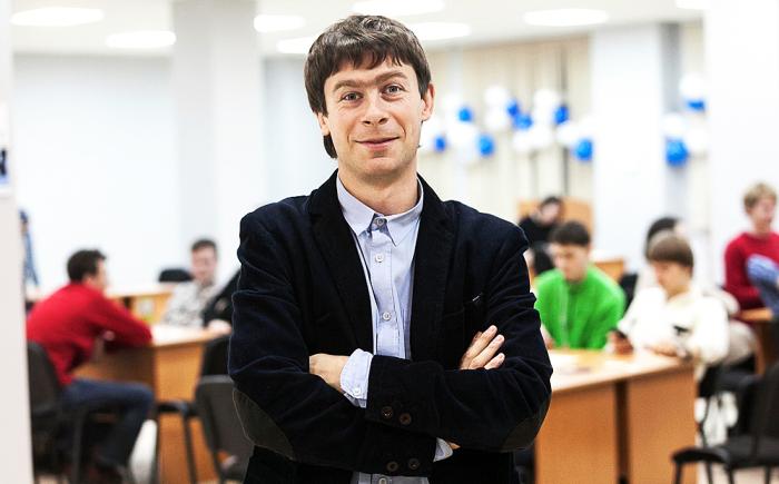 Михаил Скипский. / Фото: www.arcticvector.narfu.ru