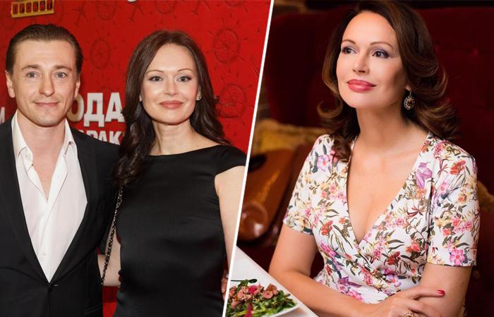 Ирина Безрукова до и после развода.