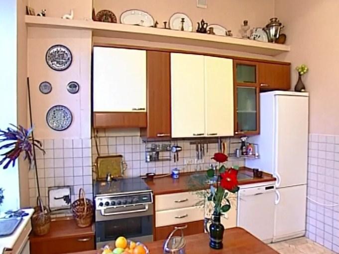 Кухня Ирины Муравьёвой до ремонта. / Фото: www.yandex.net