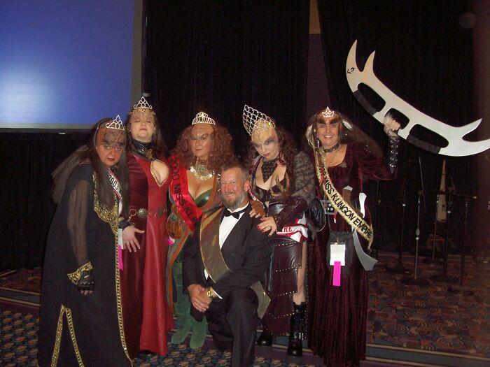 «Мисс Клингонская империя». / Фото: www.conventionfansblog.com