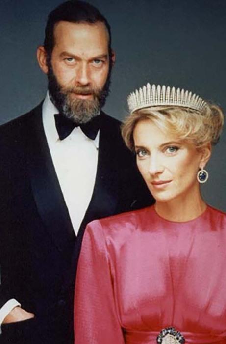 Принц и принцесса Майкл Кентские. / Фото: www.varvara.fun