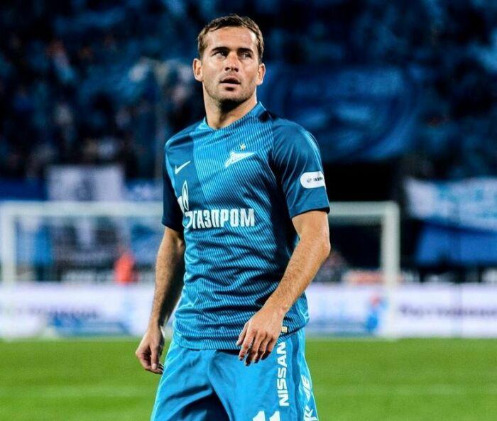 Александр Кержаков. / Фото: www.metronews.ru