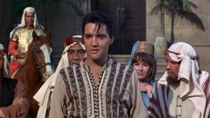 Кадр из фильма «Каникулы в гареме». / Фото: www.imdb.com