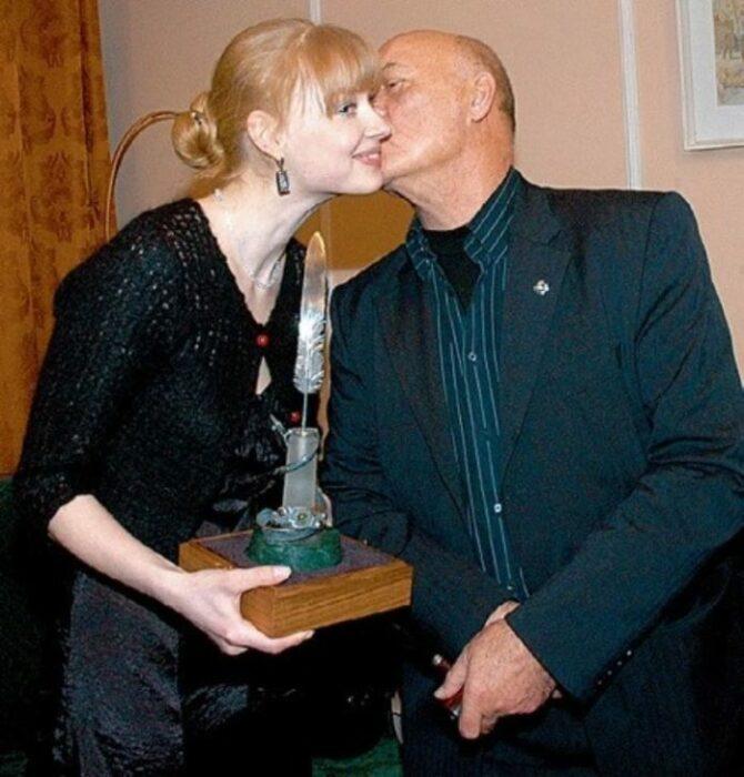Станислав Говорухин и Светлана Ходченкова. / Фото: www.vse-pro.com