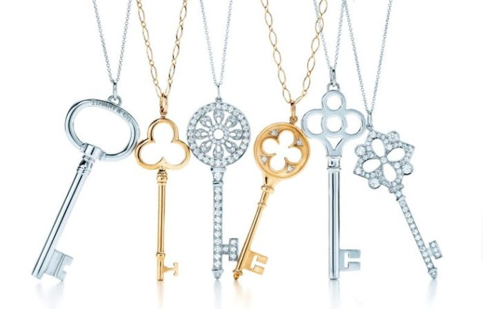 Tiffany Keys. / Фото: www.pinimg.com