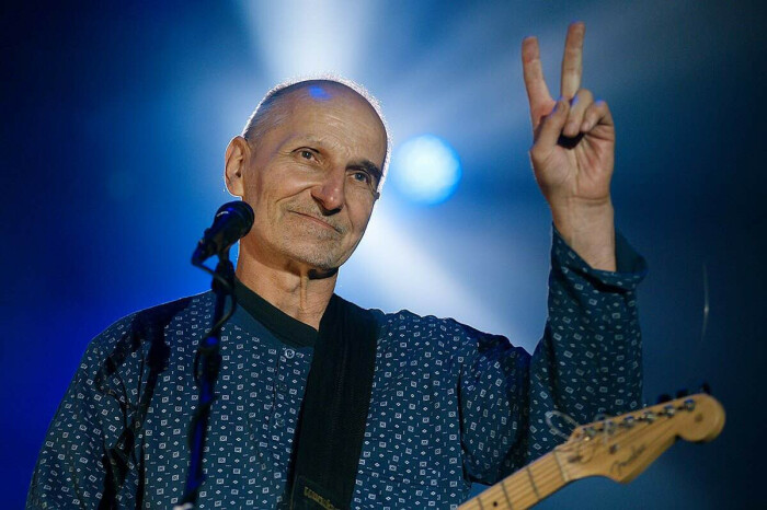 Пётр Мамонов. / Фото: www.nashe.ru