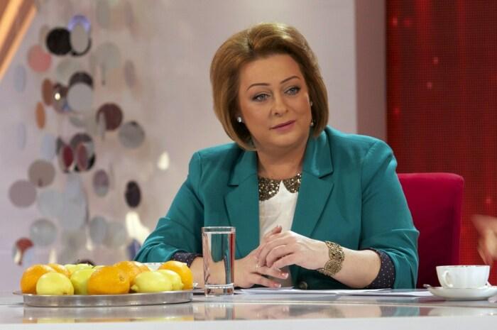 Мария Аронова. / Фото: www.lirocy.com