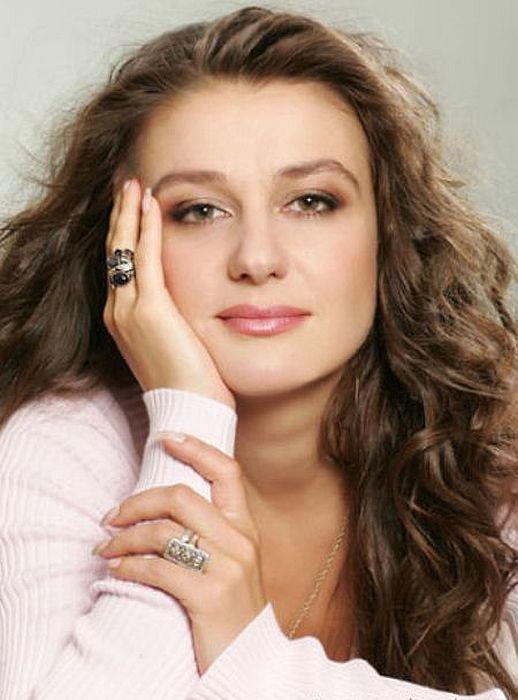 Анастасия Мельникова. / Фото: www.pinimg.com