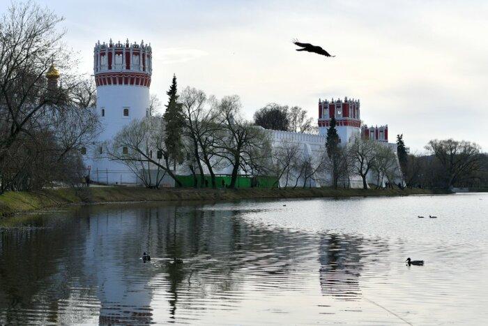 Непрудная башня в Москве. / Фото: www.moscowchanges.ru