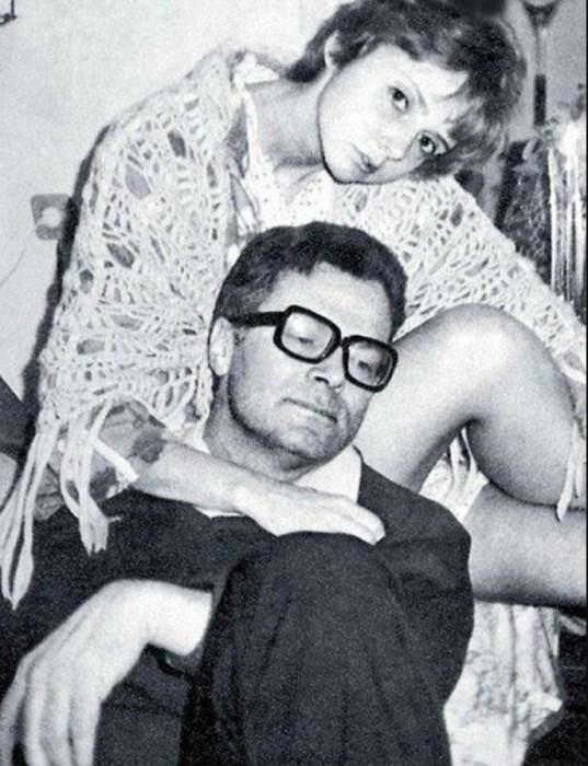 Екатерина Зинченко с мужем. / Фото: www.newsland.com
