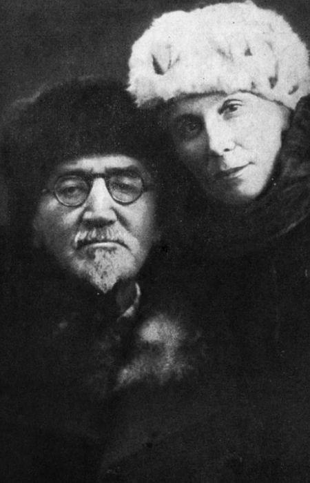 Александр Куприн с женой. / Фото: www.a-i-kuprin.ru