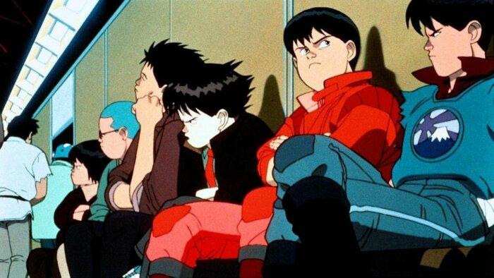 Кадр из аниме «Акира». / Фото: www.filmpro.ru