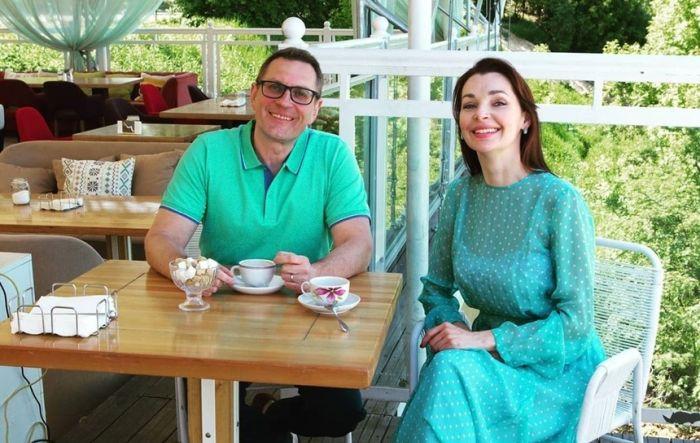 Наталия Антонова и Николай Семёнов. / Фото: www.worldpodium.ru