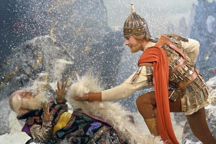 Кадр из фильма «Руслан и Людмила». / Фото: www.kino-teatr.ru