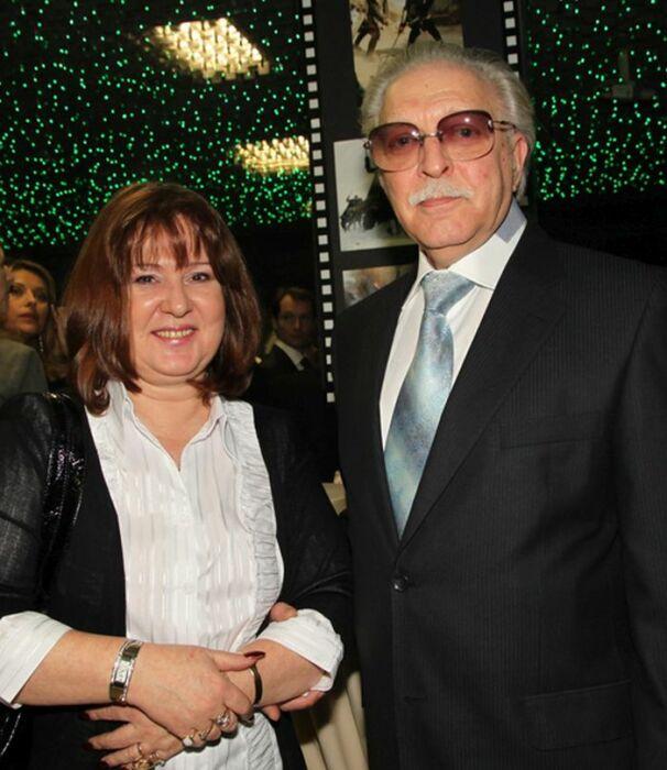 Владимир Балон и Джелла Агафонова. / Фото: www.eg.ru