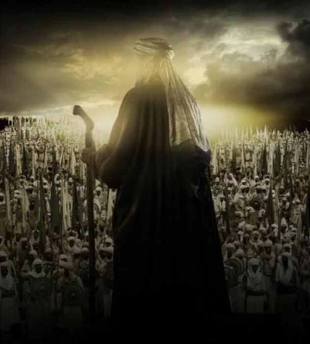 «Умар ибн аль-Хаттаб». / Фото: www.kinopoisk.ru