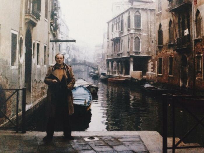 Иосиф Бродский в Венеции. / Фото: www.mtdata.ru
