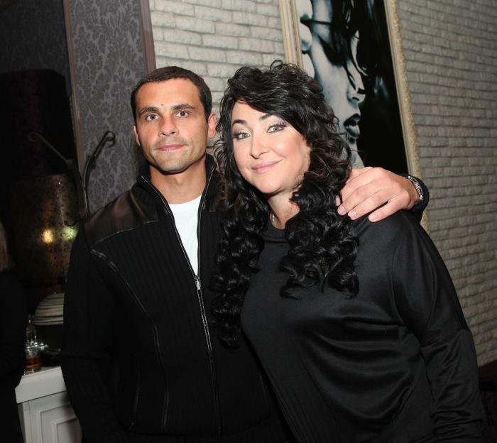 Лолита Милявская и Дмитрий Иванов. / Фото: www.dni.ru