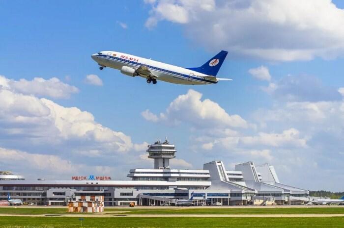 Аэропорт Минск. / Фото: www.yandex.net