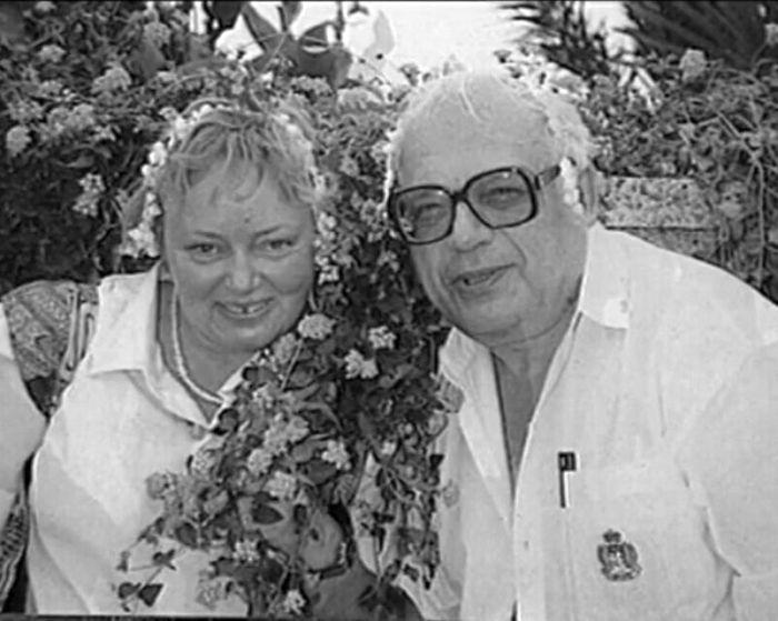 Владимир Ворошилов и Наталия Стеценко. / Фото: www.comp-pro.ru