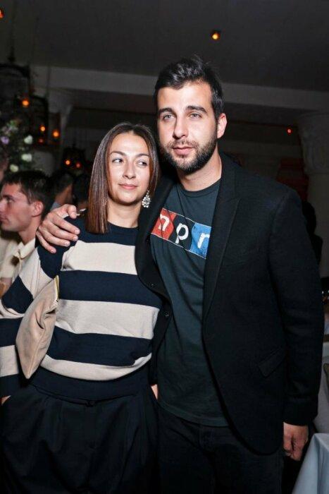 Иван Ургант и Наталья Кикнадзе. / Фото: www.medikforum.ru