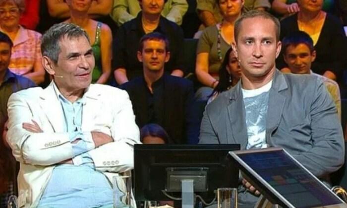Бари Алибасов и Александр «Данко» Фадеев. / Фото: www.yandex.net